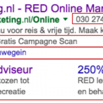 google adwords advertentie extensies