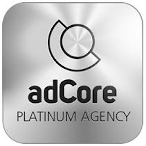 zoekmachine adverten adcore platinum agency