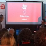 Atilay Uslu - Corendon - gastspreker RED Congres