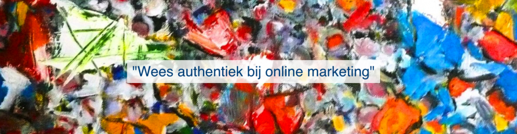 online marketing masterclass authentiek