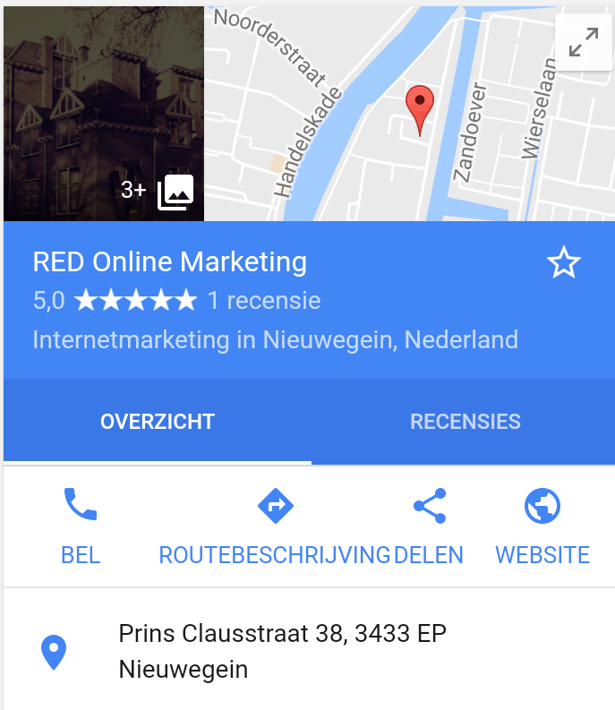Mobile - Google my Business