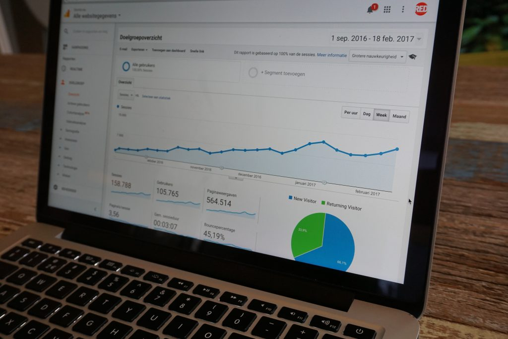 tips google analytics verbeteren website