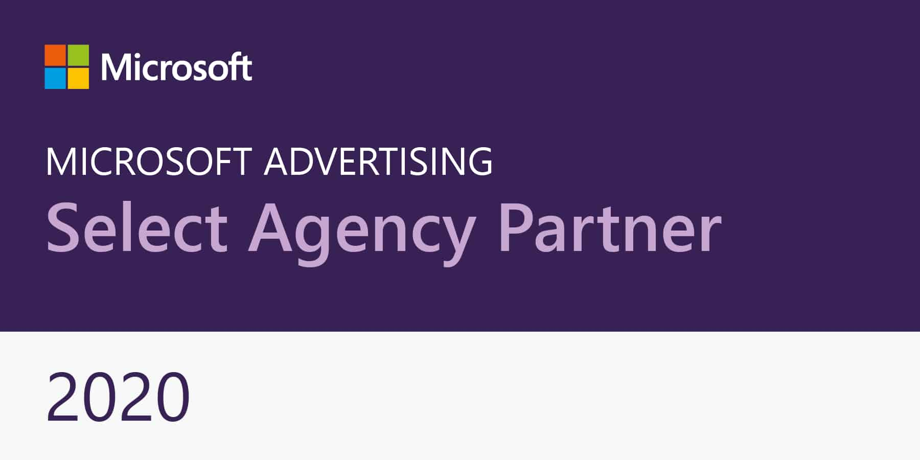 Select agency partner