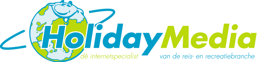 Logo Holiday Media.