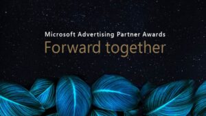 microsoft advertising partner awards